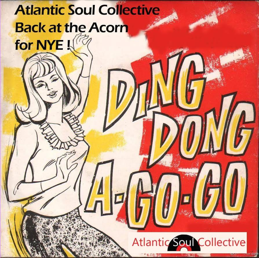 New Year's Eve – Ding Dong A Go Go!