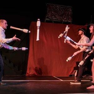 Airfish Circus Present - Soiree 3 - Menage a trois!
