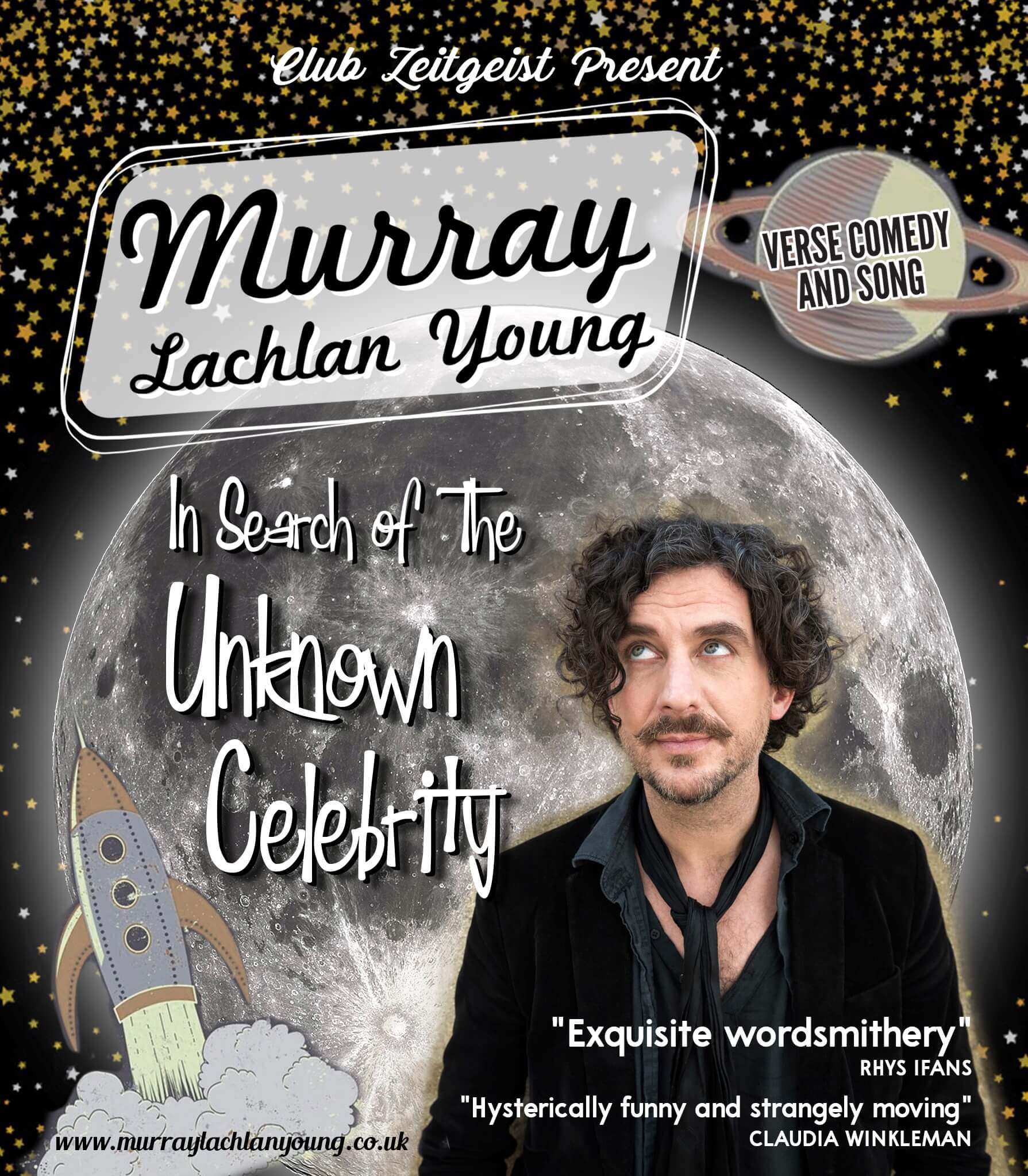 MURRAY LACHLAN YOUNG In Search of the  Unknown Celebrity
