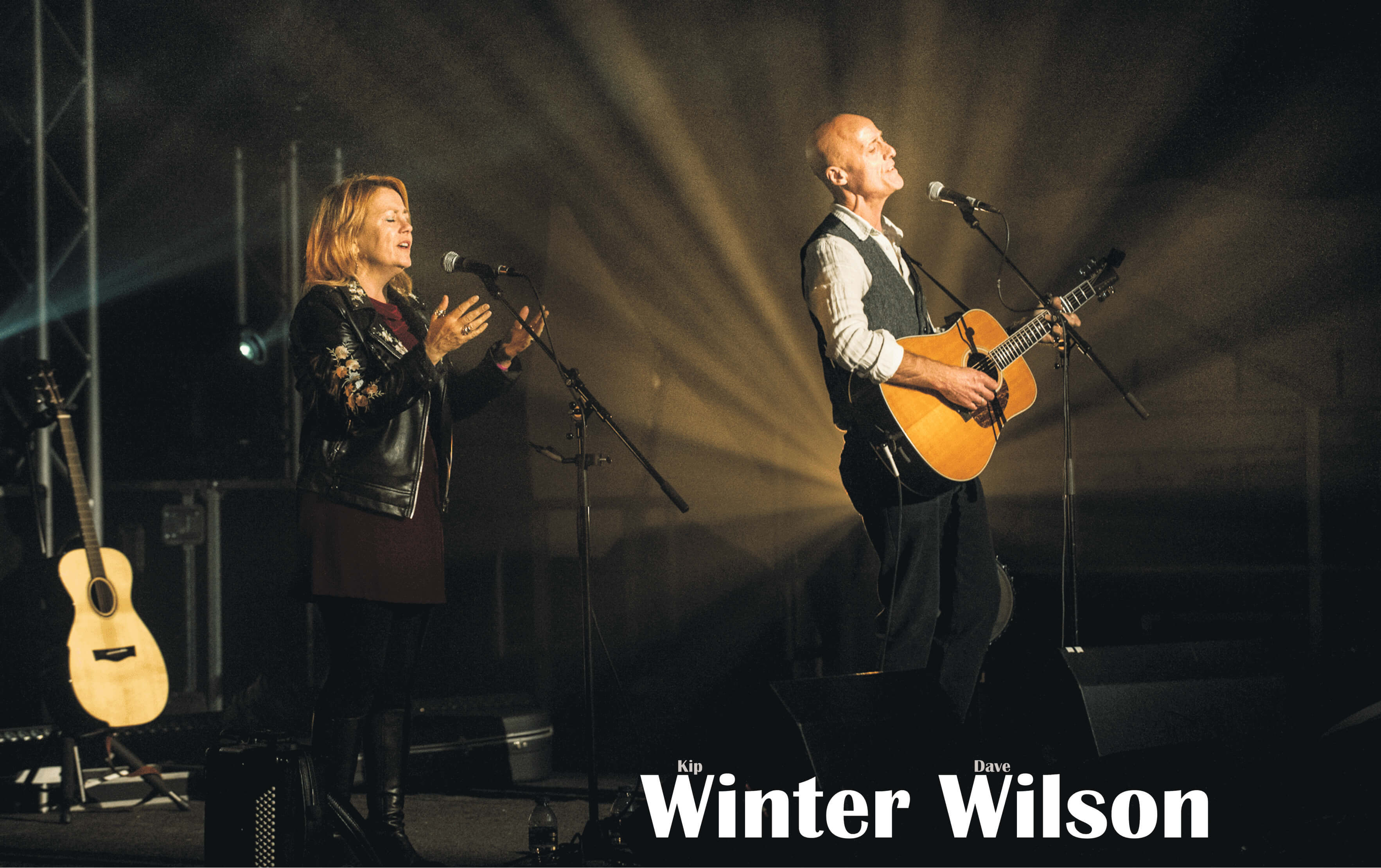 Winter Wilson in Concert