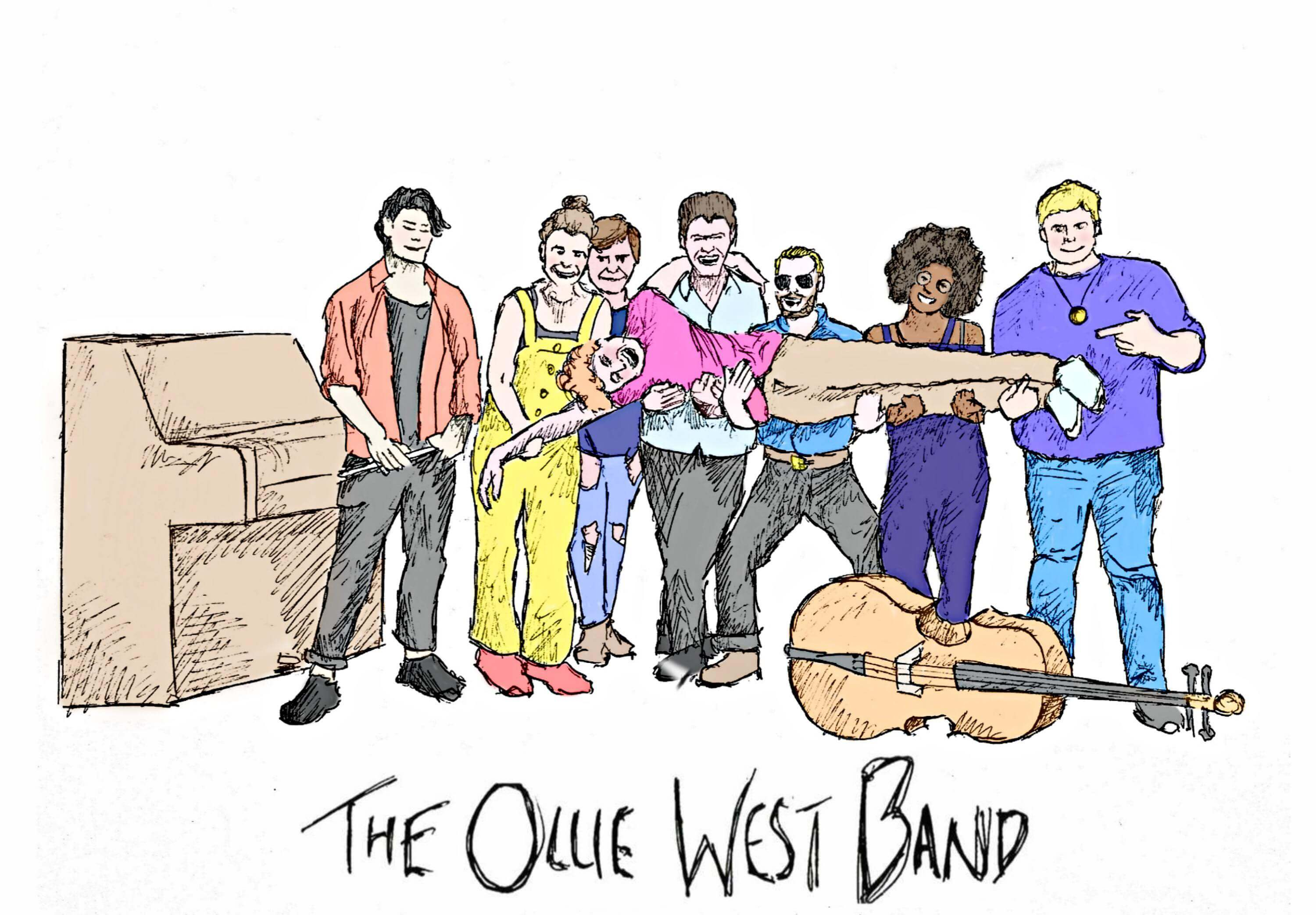 The Ollie West Band