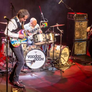 Voodoo Room - An Evening of Clapton Hendrix & Cream