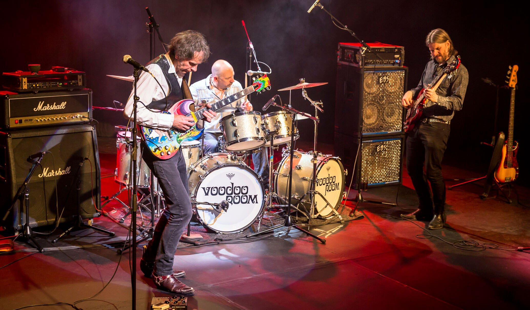 Voodoo Room - A Night of Hendrix, Clapton & Cream