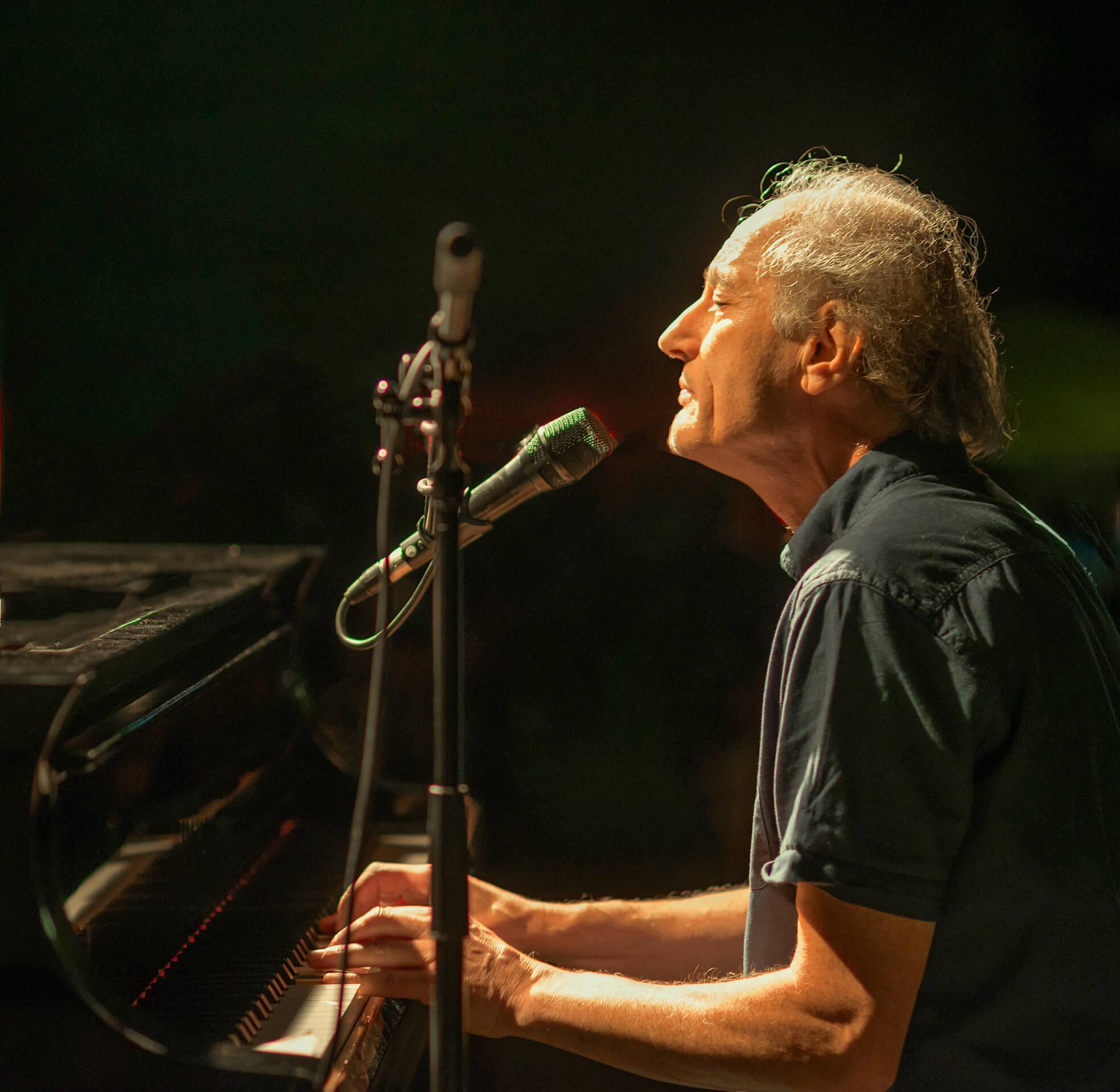 "Paul Millns, Songs from ""A Little Thunder"""