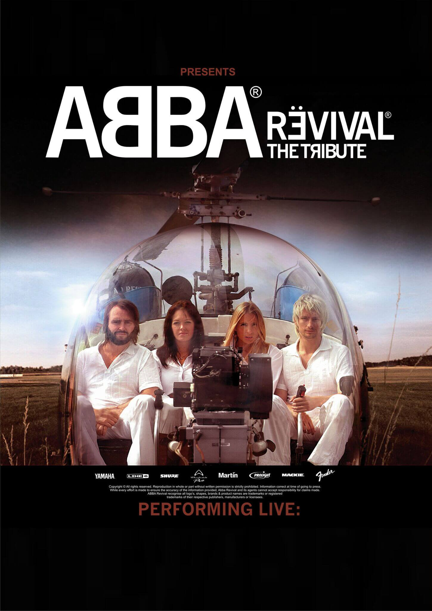 Abba Revival - The Tribute