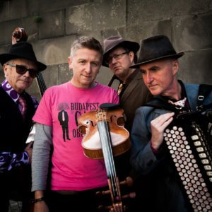 Budapest Cafe Orchestra - 10th Birthday Tour