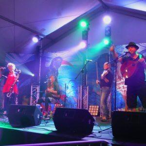 SKILLYWIDDEN – a nos lowen (Cornish dance night) beneath the stars.