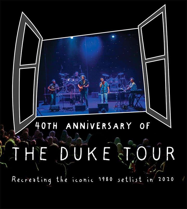 Duke Tour 40th Anniversary