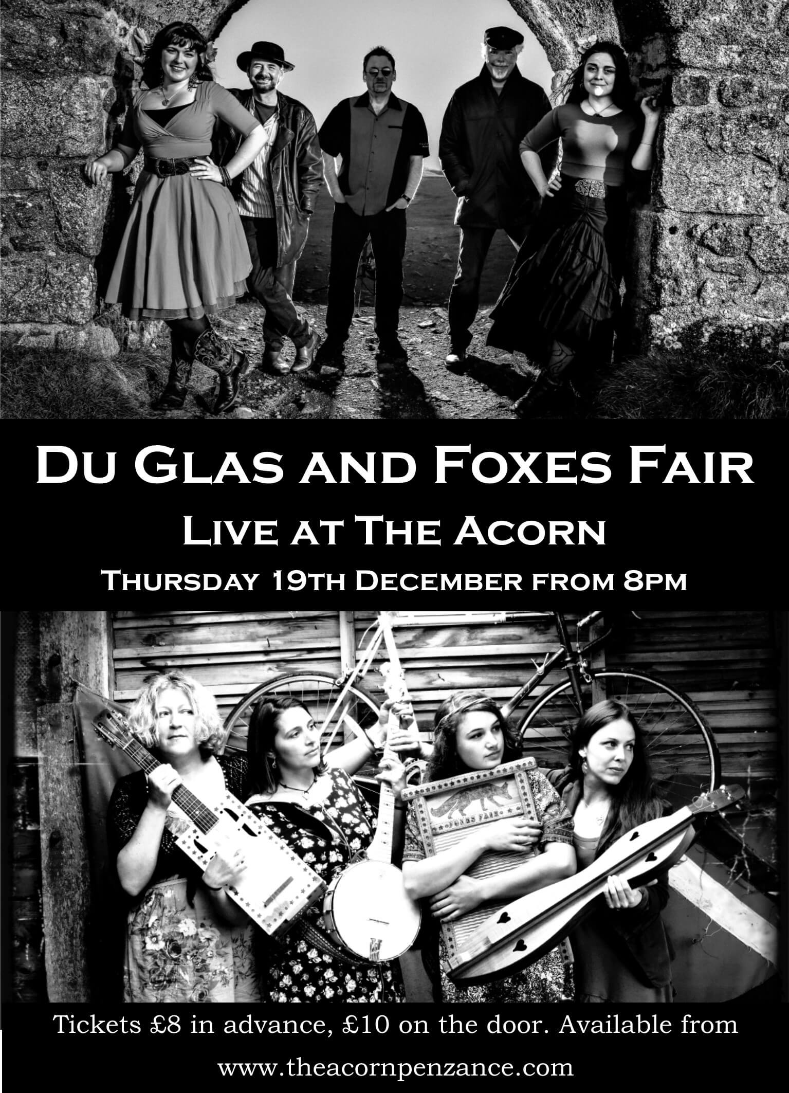 Du Glas & Foxes Fair