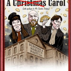 A Christmas Cornish Carol : (with apologies to Mr Charles Dickens)