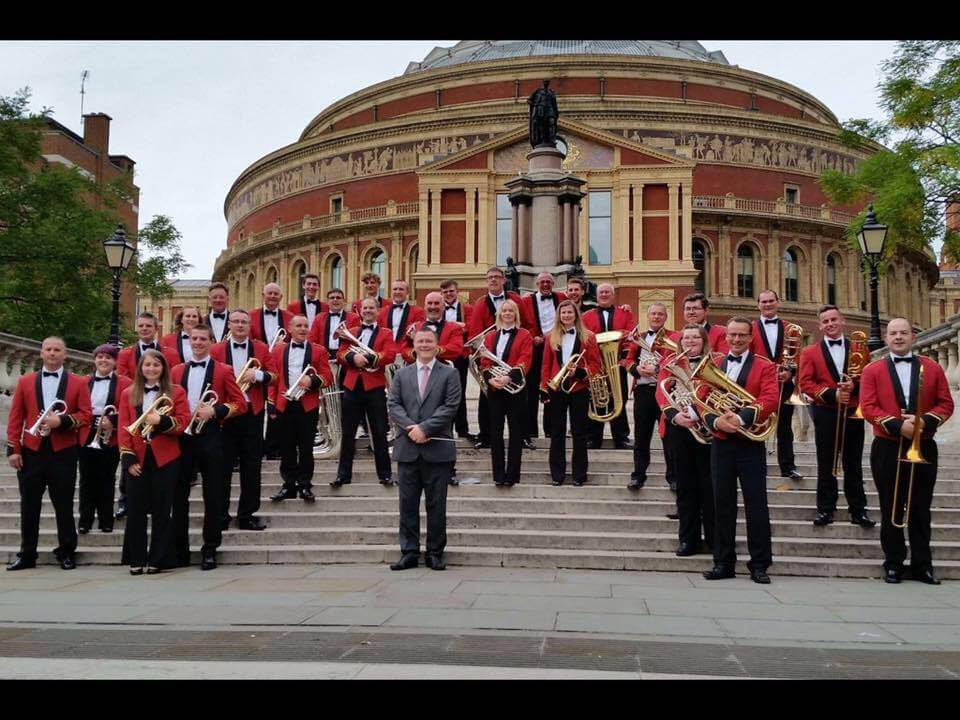 Camborne Town Band: Christmas Brass