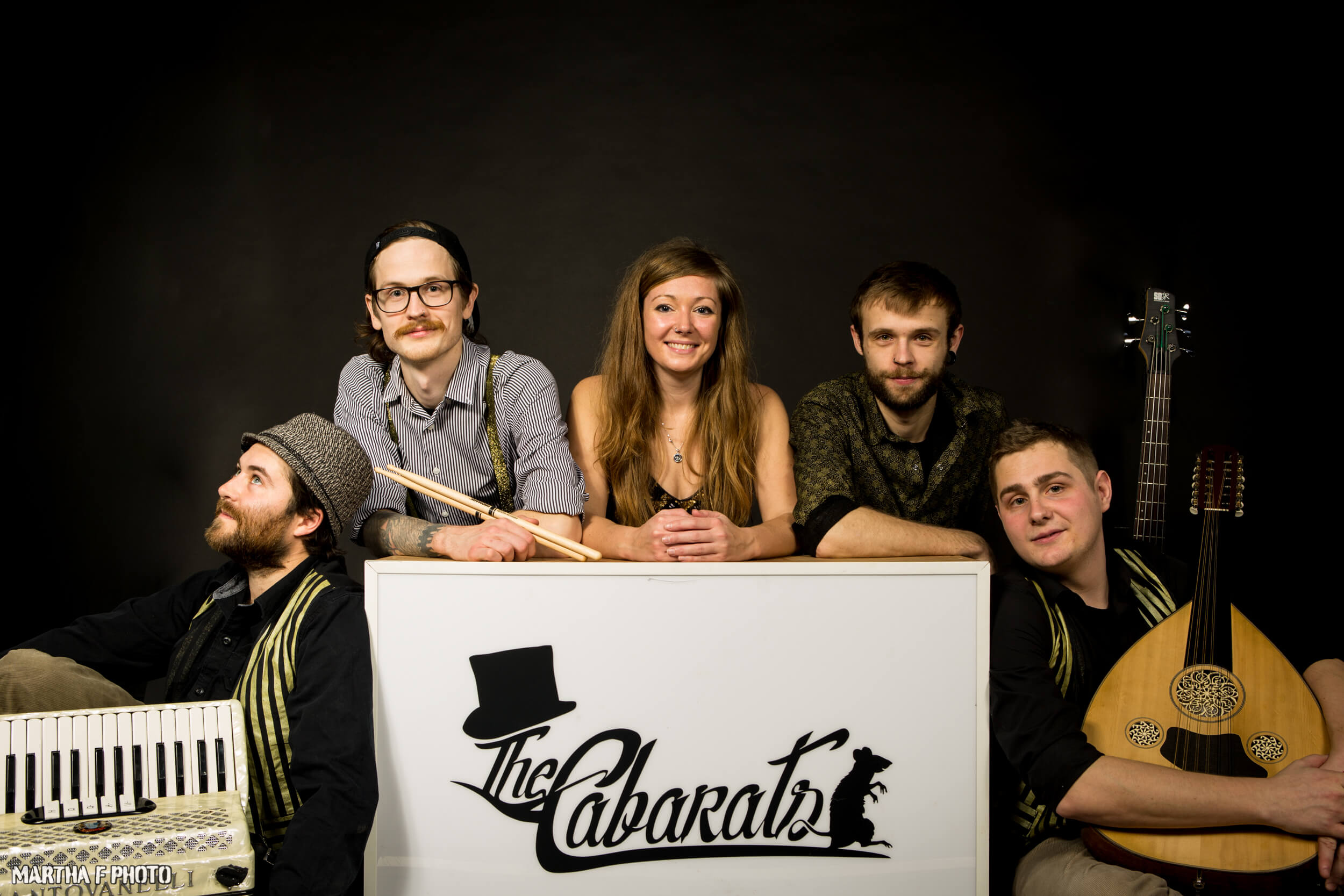 The Cabarats + support from Howlin' Herman & The Dwellers