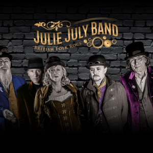 Julie July Band - Songs from Sandy Denny Tour 2021