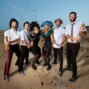 Electric Swing Circus Live