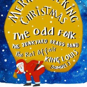 The Odd Folk: Merry Folking Christmas