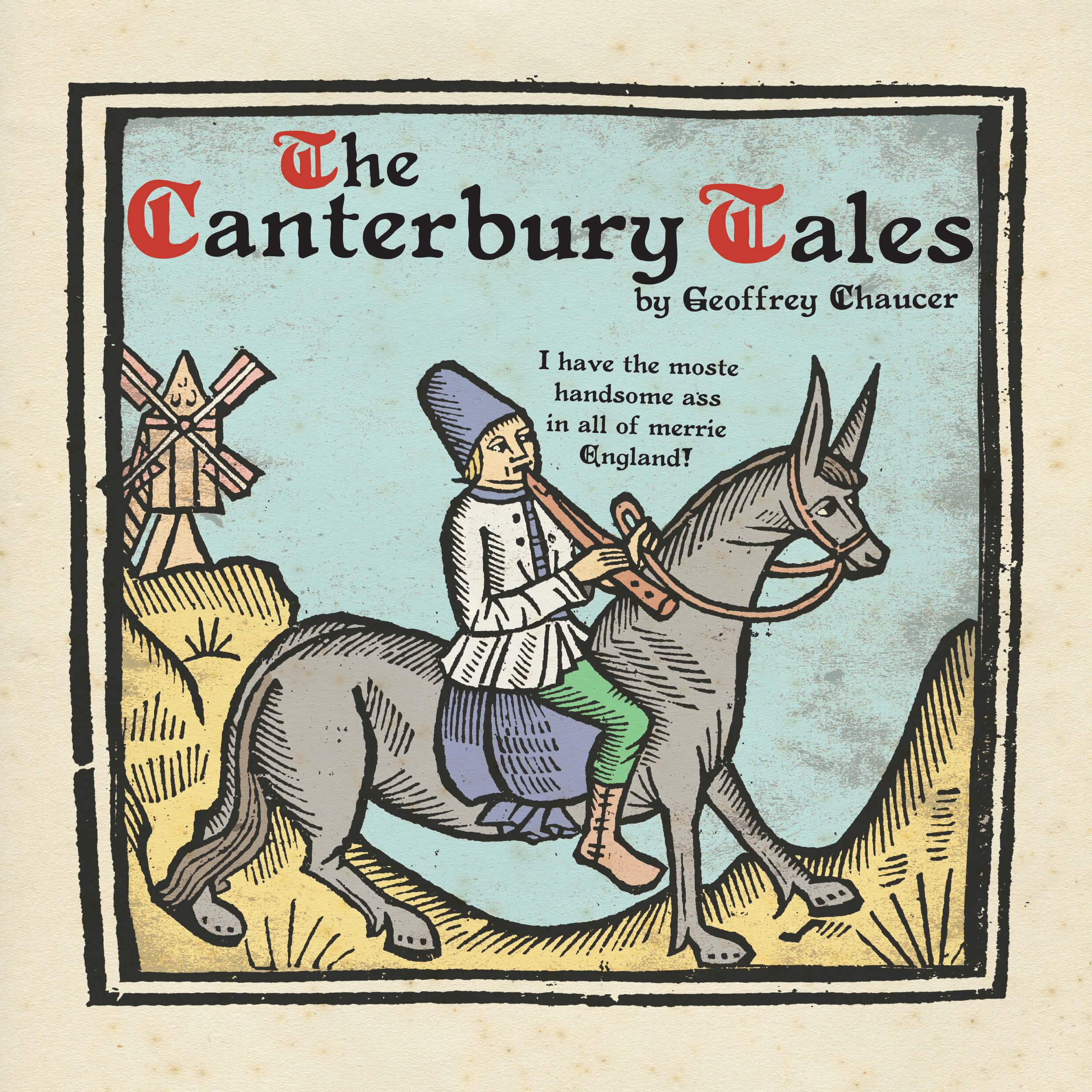 The Canterbury Tales The Acorn Penzance The Canterbury Tales