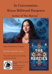 In Conversation : Kiran Millwood Hargrave ( Author-'Mercies' )