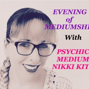 Evening of Mediumship with Nikki Kitt