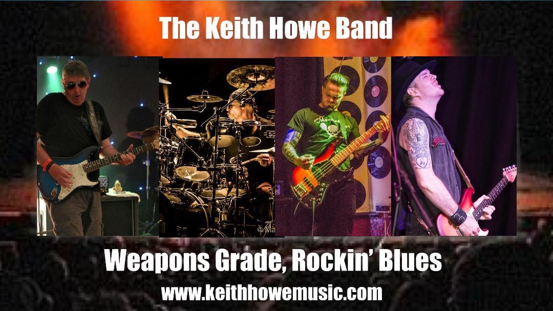 The Keith Howe Band
