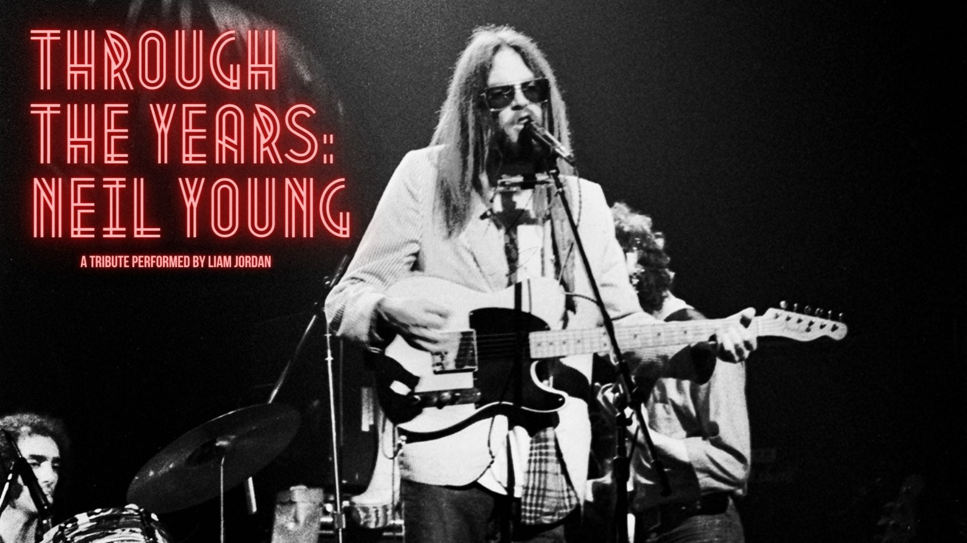 Liam Jordan - Through The Years: Neil Young