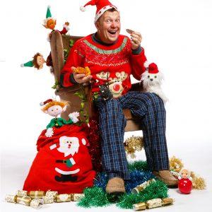 The Christmassy Christmas Show of Christmassy Christmasness