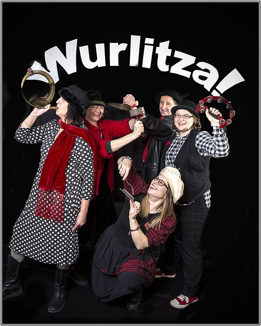 Wurlitza presents Diary of a Lost Girl - a silent film and live music experience.