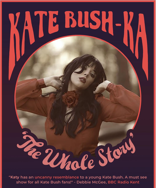 Kate Bush-Ka - 'The Whole Story'