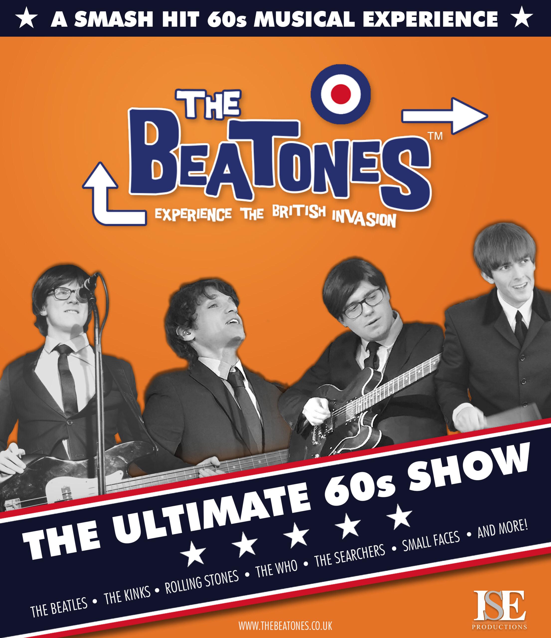 The Beatones-Experience The British Invasion
