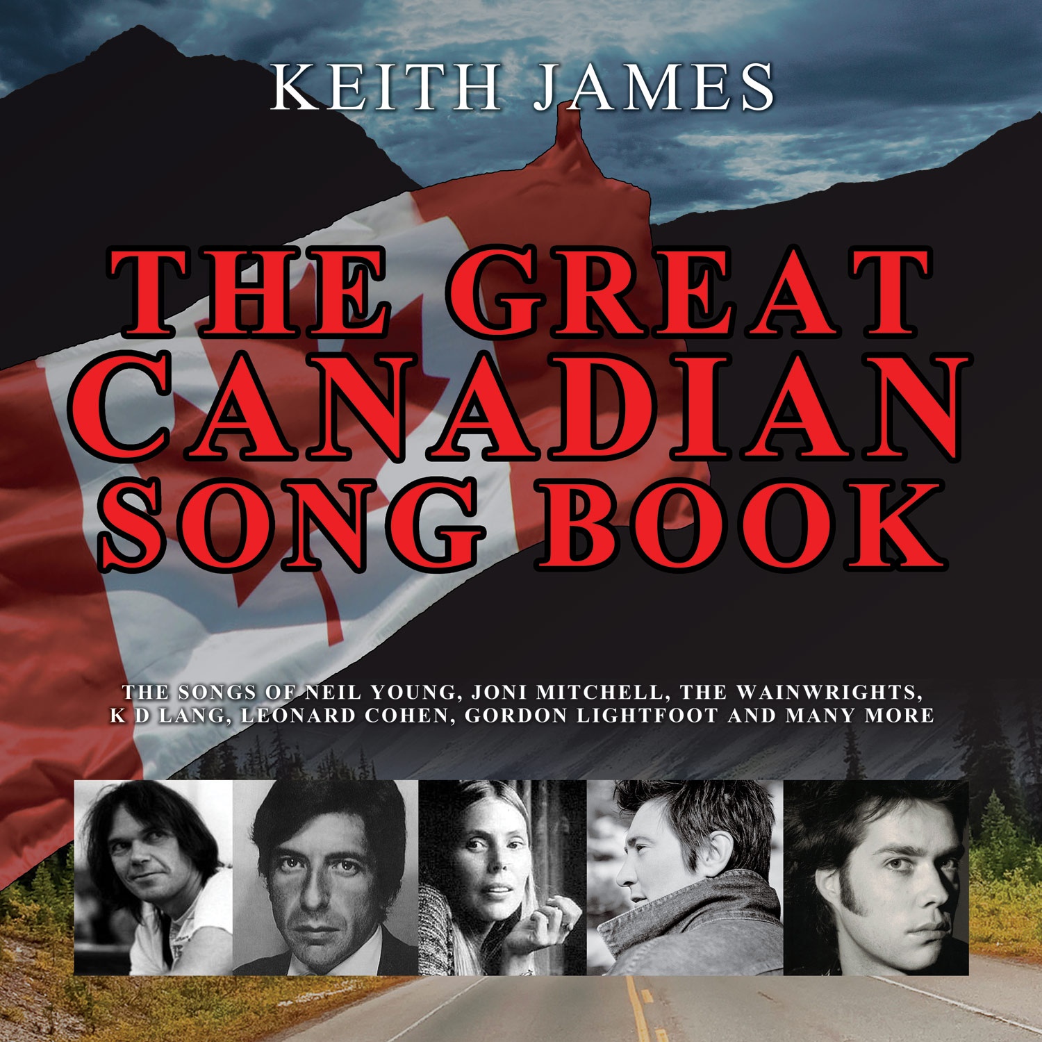 Keith James,  The Great Canadian Songbook